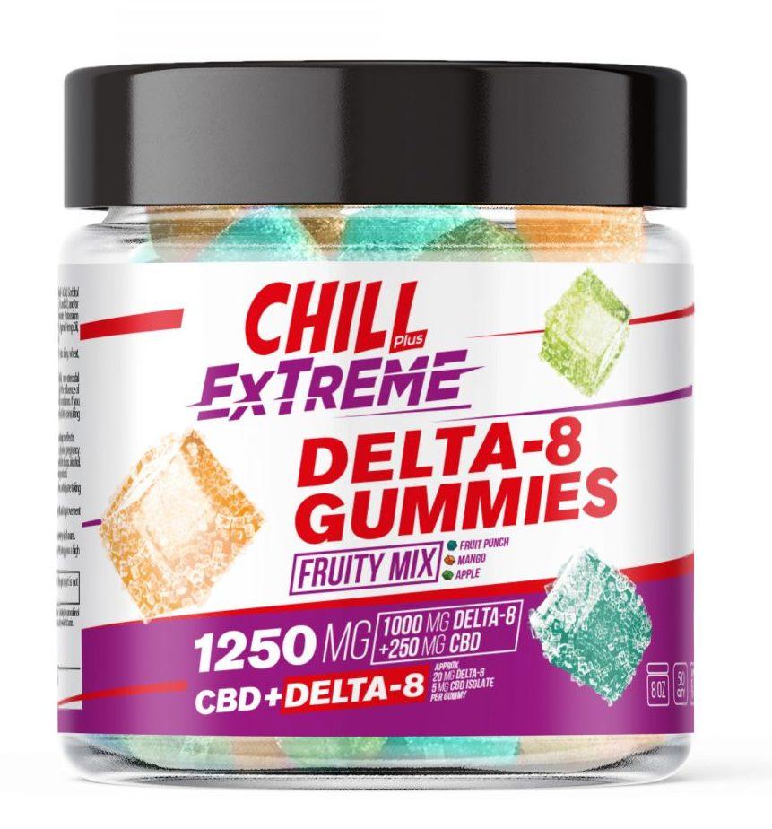 Fruity Mix Gummies
