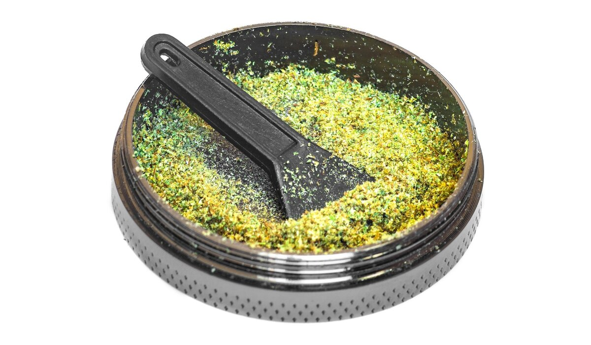 Extract Kief From Cannabis Flower