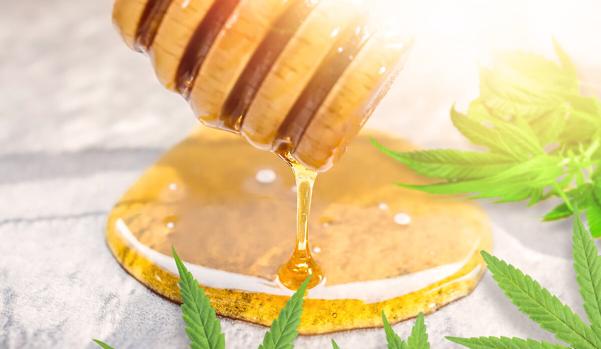 Cannabis Honey