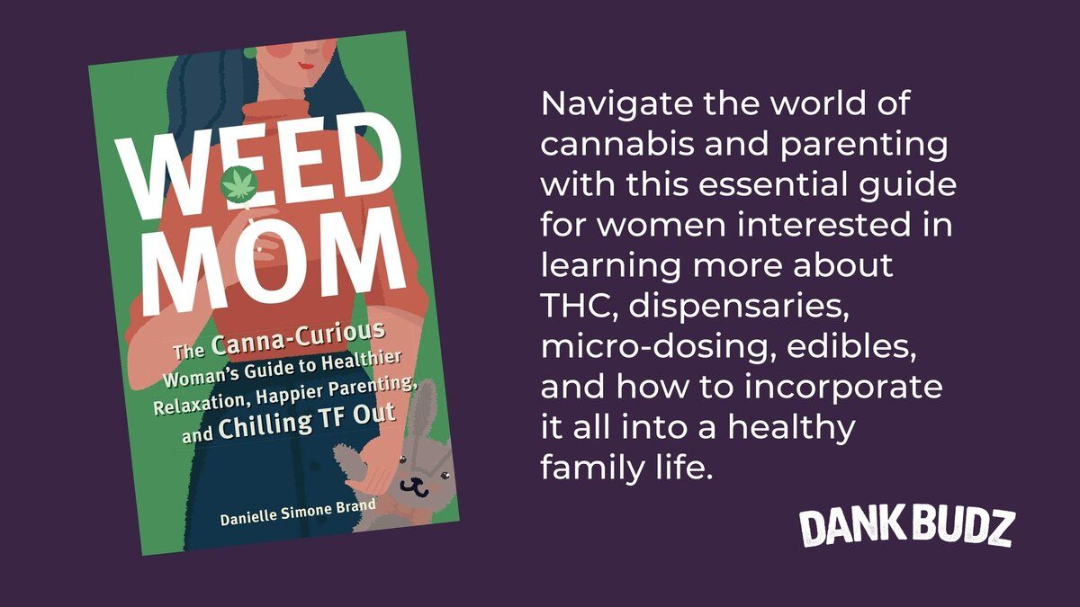 Weed Mom Book Review