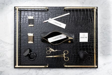 Rogue Paq Mini Ritual Case Leather Accessory Gift Set