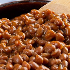 """Baked"" BBQ Beans"