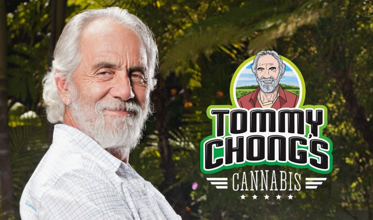 Tommy Chong Cannabis and CBD Line